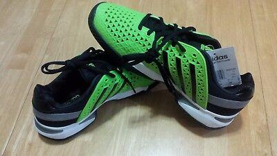 af7f730c70bd NWT Adidas Barricade 8+ Green Tennis Shoes - Men s 8 US, EU 41-1 3 - Andy  Murray