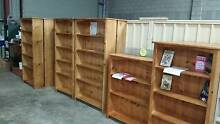 cottage timber bookcases/bookshelves Lake Clarendon Lockyer Valley Preview