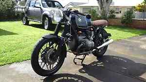 BMW R100RS Hamlyn Heights Geelong City Preview