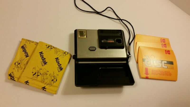 Kodak Disc 4100 Disc Camera