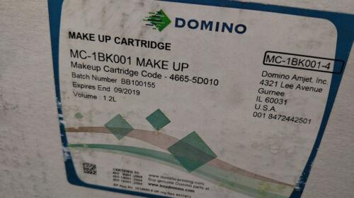 Genuine Domino Make Up Cartridge MC-1BK001