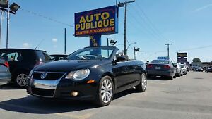 VOLKSWAGEN EOS 2008 convertible - Edition Highline