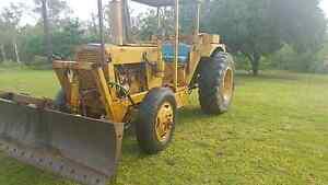 Chamberlain Tractor Dimbulah Tablelands Preview