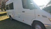 Mercedes- Benz Sprinter Series.  2000 Registered Toorbul Caboolture Area Preview