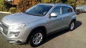 08/2013 Peugeot 4008 Wagon Devonport Devonport Area Preview