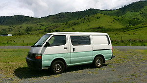'97 Toyota Hiace Van Deloraine Meander Valley Preview