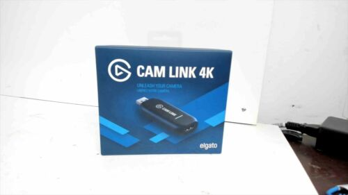 Brand New Sealed Elgato Cam Link 4k Broadcast Live Video Capture Device USB 3.0