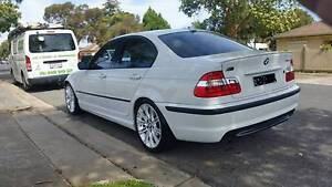 BMW E46 MSPORT SEDAN ..... beautiful cond hard to find this clean Brooklyn Park West Torrens Area Preview