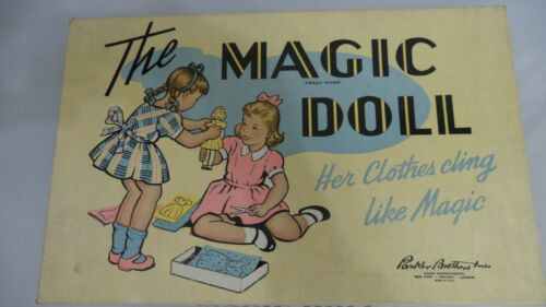 THE MAGIC DOLL   VINTAGE  1940
