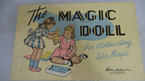 THE MAGIC DOLL   VINTAGE  1940