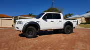 2008 Ranger ** LOW KMS  ** great truck O'Connor Fremantle Area Preview
