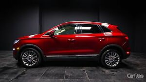 2015 Lincoln MKC HEATED FRONT AND REAR SEATS! ACCENT LIGHTING...