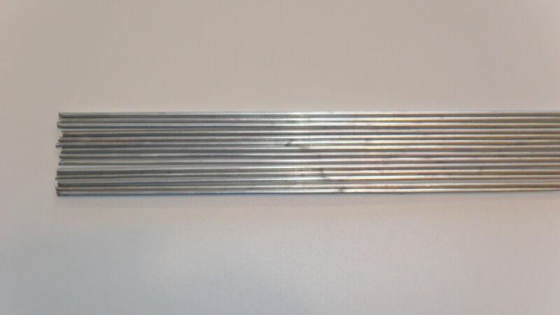 "3/32"" AZ61A Magnesium Tig 36"" Rod - 14 rods (approx. 1/4 lb) - AWS A5.19"