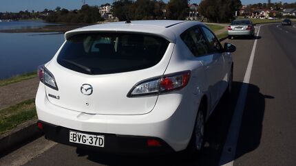 2011 Mazda 3 Hatchback Sydney City Inner Sydney Preview