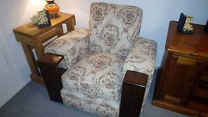 Bell Brothers Lounge Suite circa 1940s (3 seater + 1 seater) Jacobs Well Gold Coast North Preview