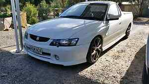 VY SS Holden Commodore ute. LS1 v8 manual Mount Barker Mount Barker Area Preview