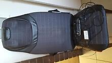 HOMEDICS chair back massager USED ONCE Oakleigh Monash Area Preview
