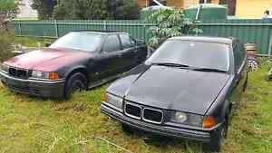 BMW'S 318i 1992 x2 Wallsend Newcastle Area Preview