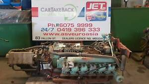 Mercedes OM407 Engine for sale.#Stock no EGMB05 East Albury Albury Area Preview