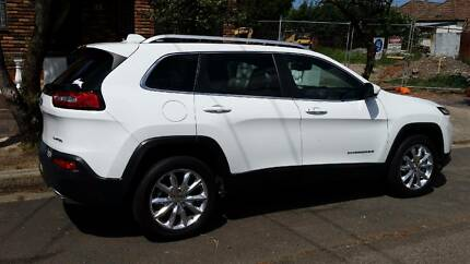 2014 Jeep Cherokee Wagon Marrickville Marrickville Area Preview