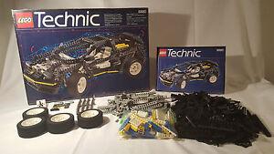 Lego Technic 8880 Super Car mit OBA & OVP 100% komplett