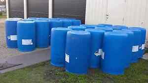 220lt plastic drums Toowoomba Toowoomba City Preview