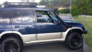 Suzuki vitara v6 Wagon MUST SELL Goodna Ipswich City Preview