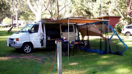 VW T4 Campervan and trailer for sale Bellingen Bellingen Area Preview