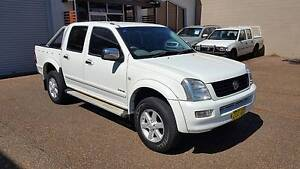 2003 Holden Rodeo LT (4x2) RA 3.2L V6 Dual Cab Ute - AUTOMATIC Waratah Newcastle Area Preview