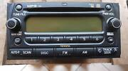 Toyota Radio/6 Stacker CD/Mp3 player - Double Din Mawson Lakes Salisbury Area Preview