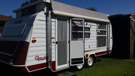 roadstar pop top caravan for quick sale Orange Orange Area Preview