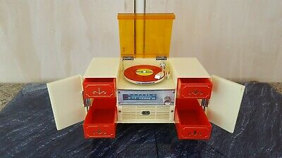 Vintage musical jewellery box