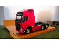 Volvo FH 500 red  Cab  Welly 1:32 Scale