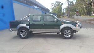 Nissan Navara Ute 4x4 DIESEL, STR 3 Ltrs, Dual cab, low ks, rwc Ashmore Gold Coast City Preview