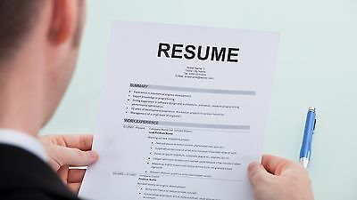 Professional Resume / CV & Cover Letter Templates - Create Your Ideal Resume!
