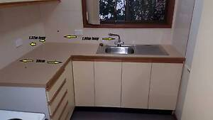 Kitchen Bench, Cupboards and Pantry Cronulla Sutherland Area Preview
