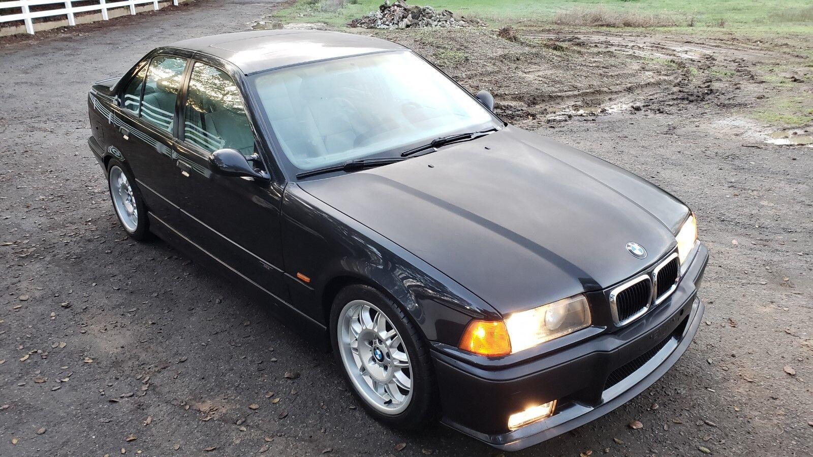1998 BMW M3  1998 BMW M3 E36