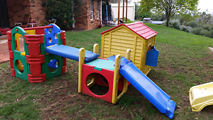Cubby house and climbing frame equipment Werombi Wollondilly Area Preview