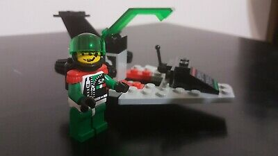Lego Vintage Space Police 6813 Galactic Chief, 100% complete WITH Manual