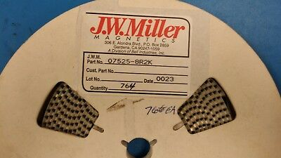 20 Pcs 07525-8r2k Jw Miller 8.2uh 10 Inductor Coil Filters