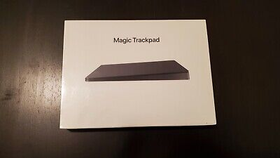 NEW SEALED Apple Magic Trackpad 2 Rechargeable Wireless Space Gray MRMF2LL/A