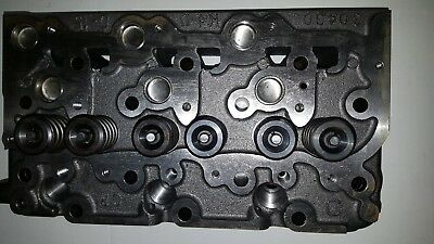 Engine Cylinder Head Complete W Valves Fits Kubota L3300 Series