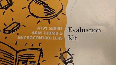 At91eb63 Atmel Arm M63200 M43300 Evaluation Kit