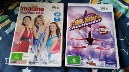 WII games x2 Highland Park Gold Coast City Preview