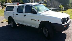 Diesel 4x4 Triton  dual cab ute with safety certificate Ipswich Ipswich City Preview