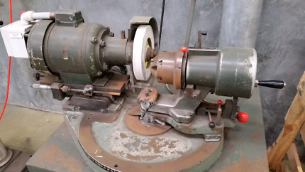Wanted: Tool and cutter grinder