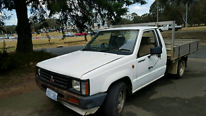 Ignore this ad Triton Ute 1989 Spence Belconnen Area Preview