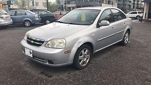 ** SOLD ** 2005 Chevrolet Optra Sedan - Low KM! 05