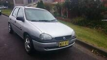2000 Holden Barina Hatchback Dudley Lake Macquarie Area Preview