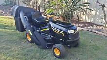 "RIDE ON MOWER 38"" McCulloch near new condition with light use Deception Bay Caboolture Area Preview"